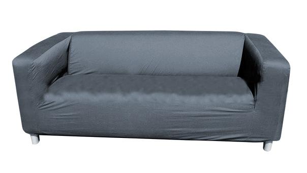 Диван, 1800х900, с черным чехлом